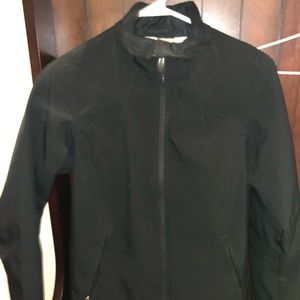 Woman's black Columbia Fall jacket
